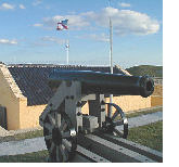 Ft Sumter Cannon